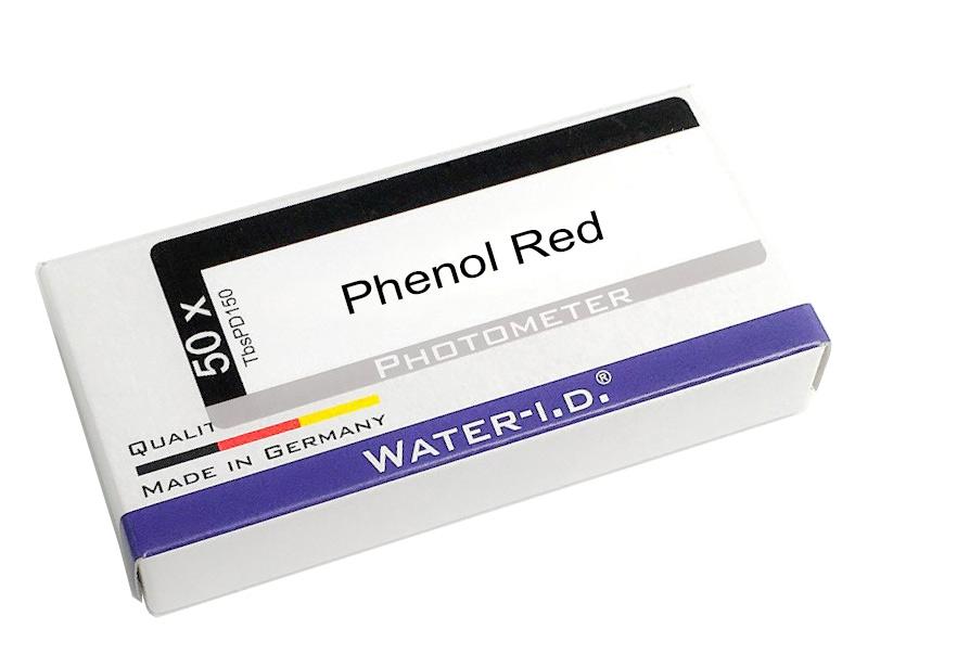 Ersatztabletten Photometer für pH-Wert, 50 Tabletten