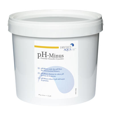 pH-Minus, 7 kg Eimer (Dryden Aqua)