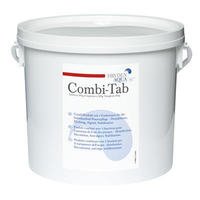 Combi-Tab, 5 kg Eimer (Dryden Aqua)