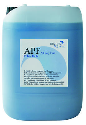 APF private pools  20 kg Kanister