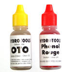 Ersatzindikatoren Set flüssig, pH + Chlor