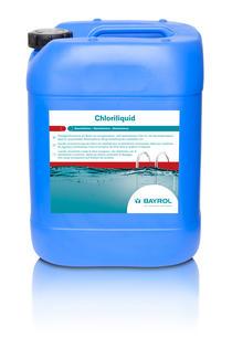 Chlorflüssig, 25 kg Kanister