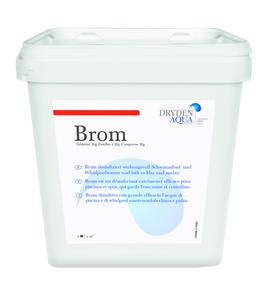 Brom, 5 kg Eimer (Dryden Aqua)